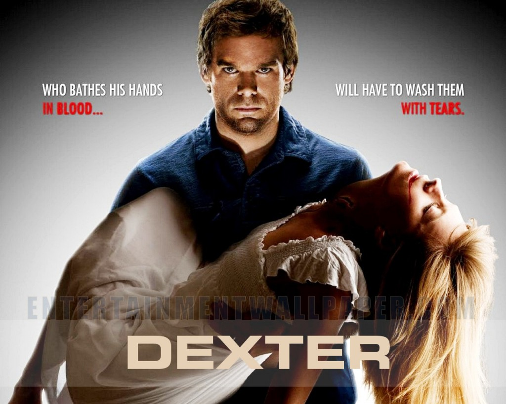Dexter, TV's favorite serial killer. Even on this innovative show, women still make up a large portion of dead people.